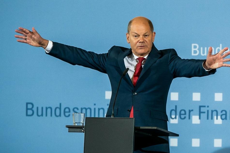 Olaf Scholz (61) bewirbt sich um den Wahlkreis Potsdam 2021.