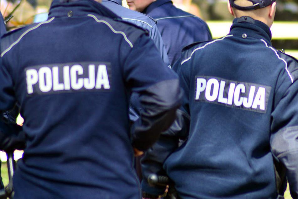 Die polnische Polizei untersucht jetzt den Vorfall. (Symbolbild)