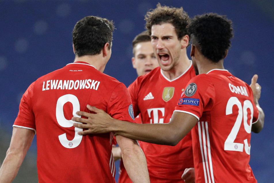 Leon Goretzka (26, M.) will mit dem FC Bayern München auch in der Bundesliga endlich wieder komplett in die Spur finden.