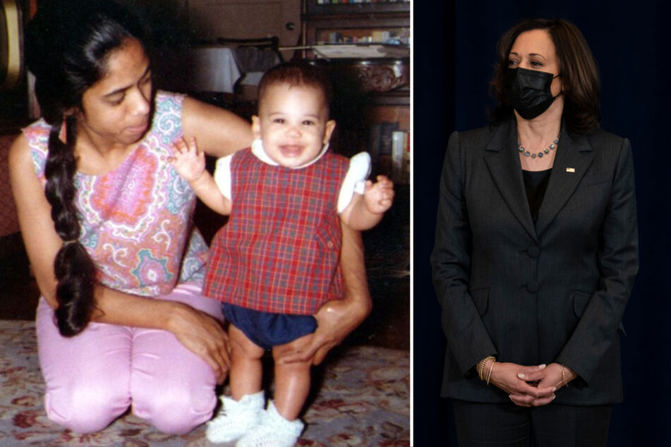 Kamala Harris remembers her mother's tragic passing