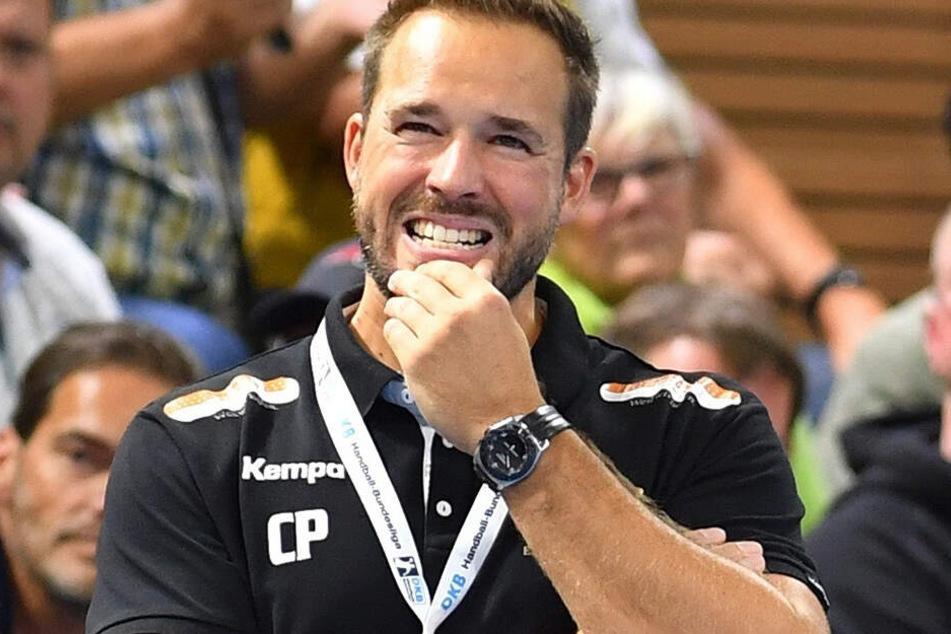 Trainer Christian Pöhler.