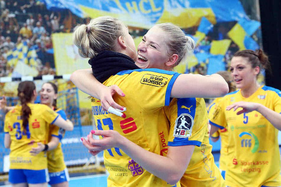 Nach dem Sieg vor dem Schiedsgericht steht der HC Leipzig dennoch vor einem großen Umbruch. Alle Leistungsträgerinnen haben den Verein verlassen.