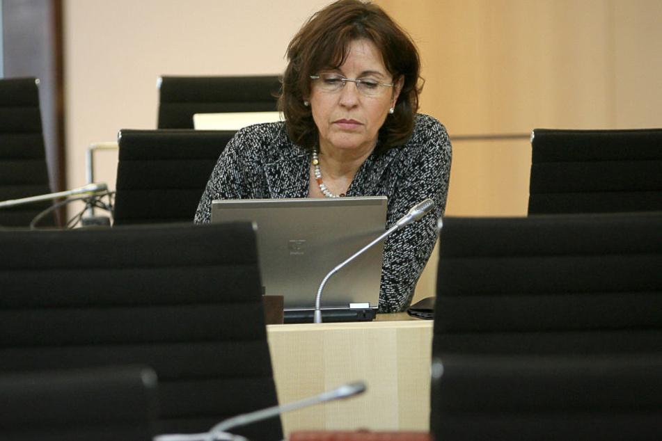 Andrea Ypsilanti bevorzugt eine Minderheitsregierung der CDU. (Symbolbild)