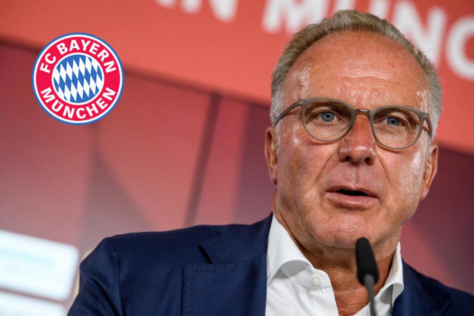 Rummenigge fordert Schutz für seine Bayern-Stars