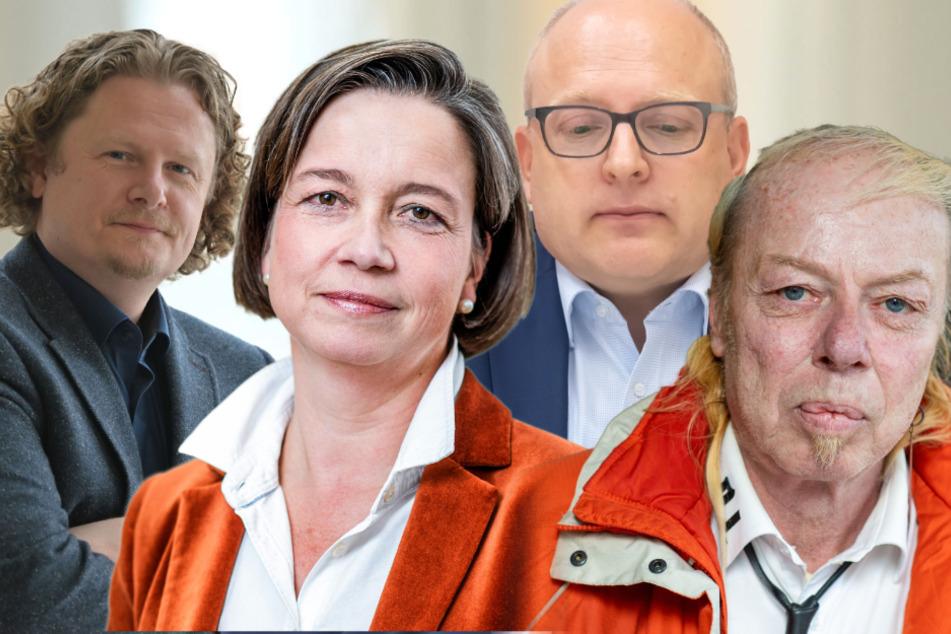 Agieren, abwarten, anprangern: So reagieren die Chemnitzer OB-Kandidaten in der Krise
