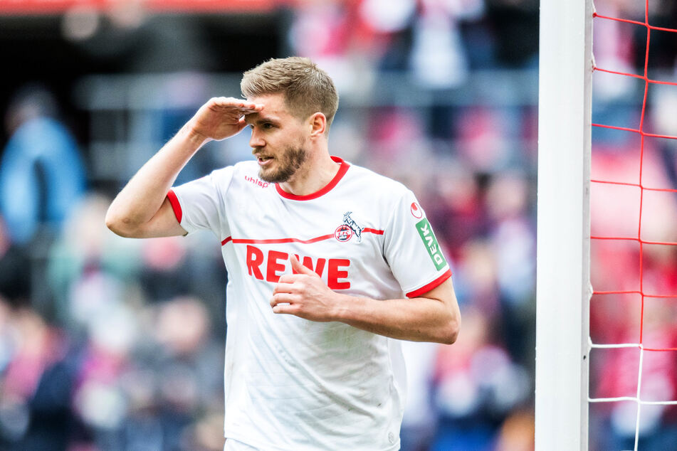 Kölns Simon Terodde (32) könnte die 2. Bundesliga schon in Sicht haben.