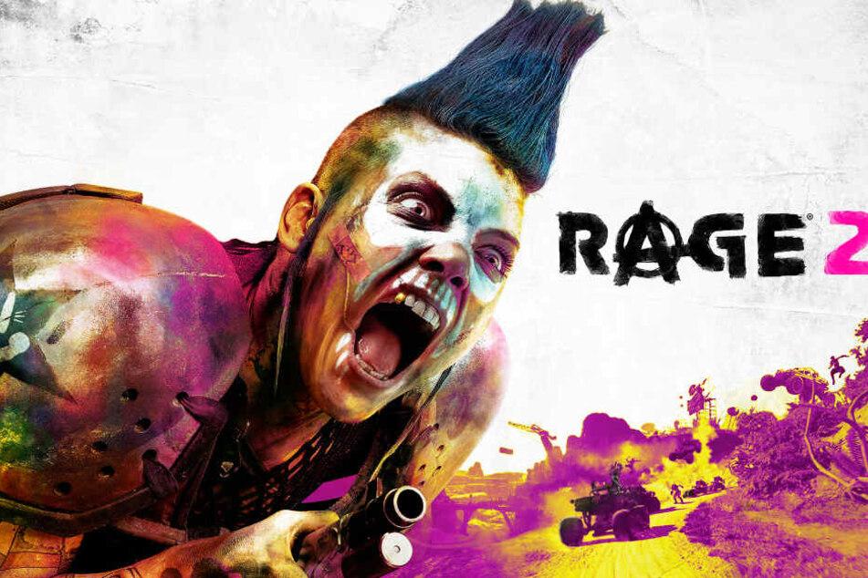 """Bethesda hat am Dienstag """"Rage 2"""" veröffentlicht."""
