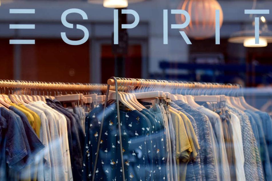 Der Modekonzern Esprit kündigte einen tiefgreifenden Umbau an.