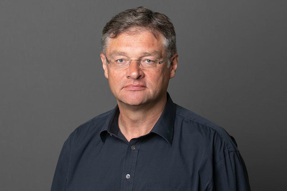 Befürchtet einen politisch motivierten Parkplatzmangel: FDP-Chef Holger Zastrow (49).