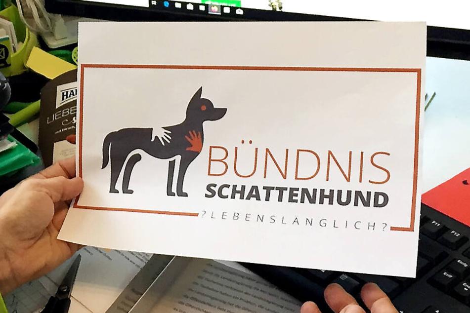 """Das """"Bündnis Schattenhund"""" will auf das wachsende Problem mit schwierigen Hunden aufmerksam machen."""