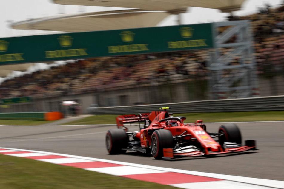 Formel-1-Rennen in China wegen Coronavirus verschoben