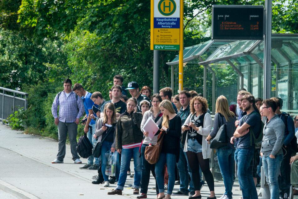 Streik! Hier legen Busfahrer nun in Bayern ihre Arbeit nieder