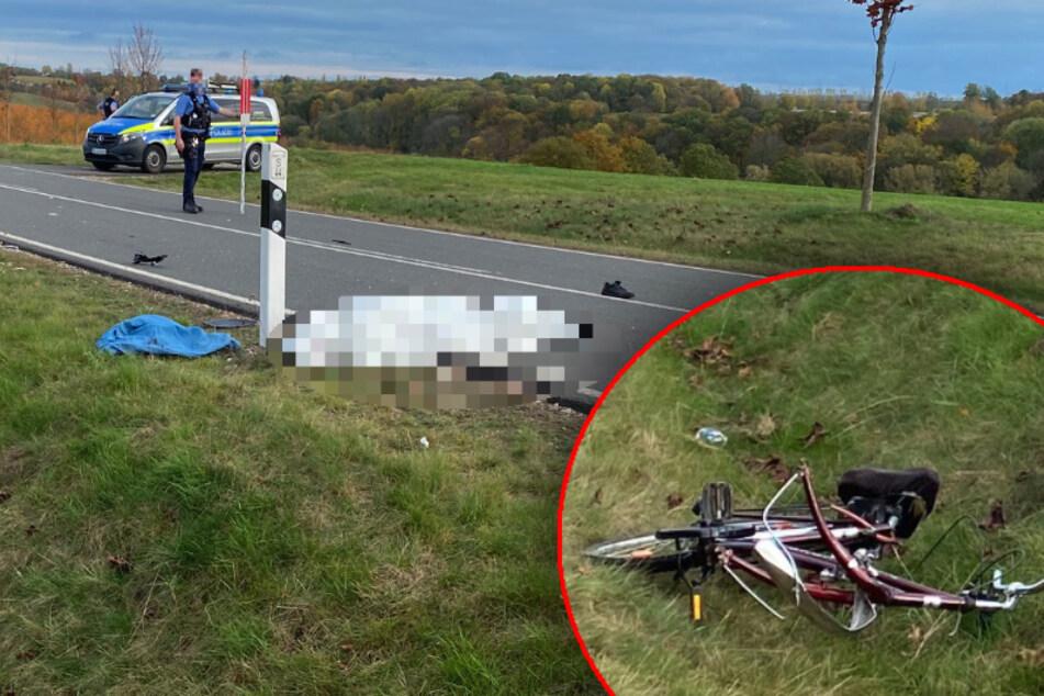 Chemnitz: Tragischer Unfall in Mittelsachsen: Rentner wird von Auto erfasst und stirbt
