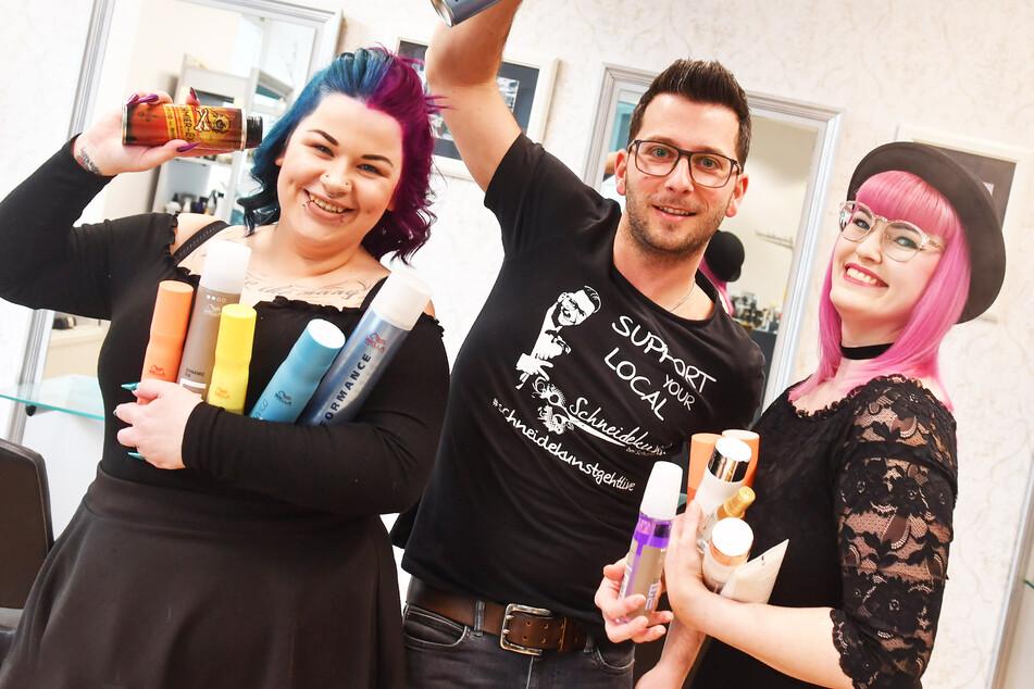 Live-Versteigerung auf Instagram: Friseur Felix macht das Beste aus der Krise!
