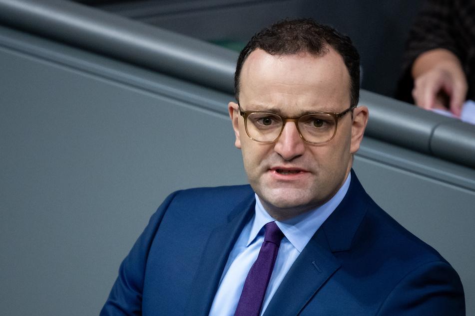 Jens Spahn (CDU) ist der deutsche Bundesgesundheitsminister.