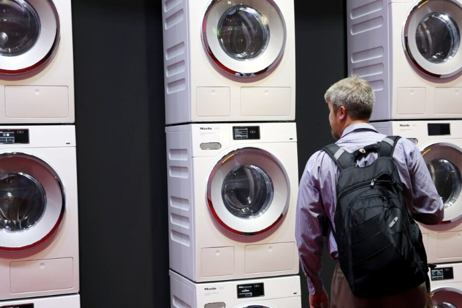 Vor allem für ihre Waschmaschinen ist Miele bekannt.