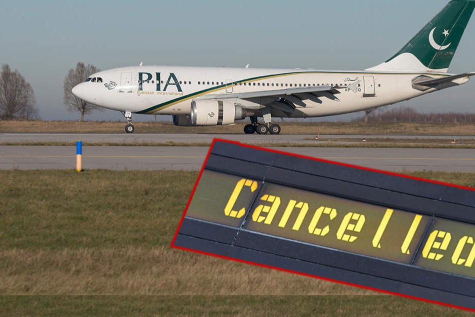Die Verbindung von Pakistan International Airlines (PIA) vom Flughafen Leipzig/Halle nach New York wurde erneut verschoben.