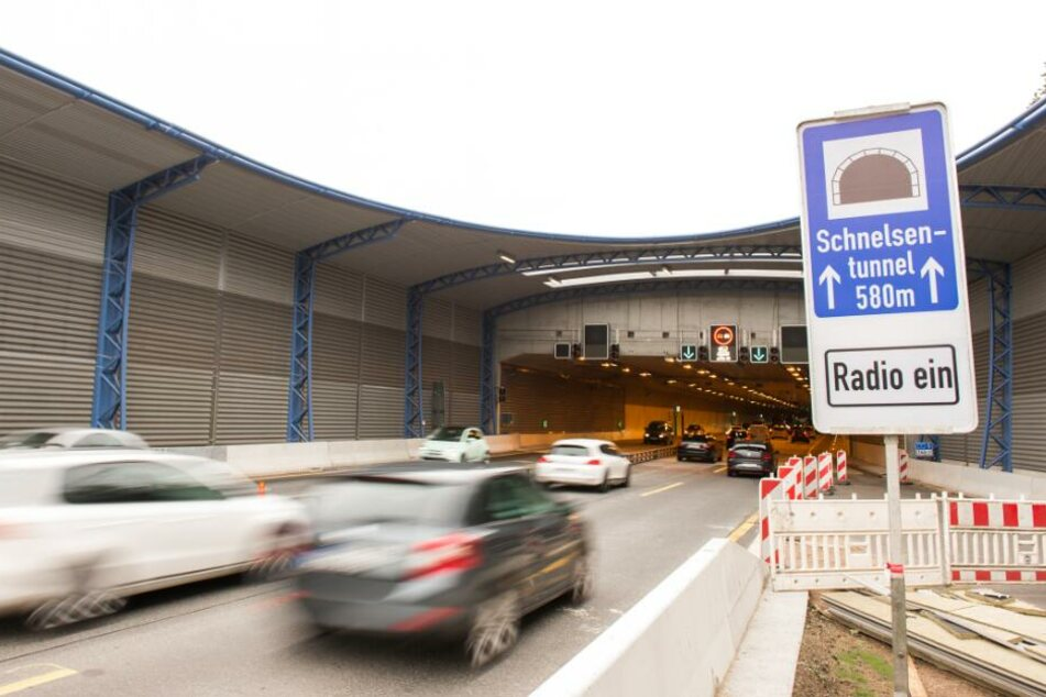 Baustellen-Chaos in Hamburg! Viele Autobahn-Zufahrten dicht