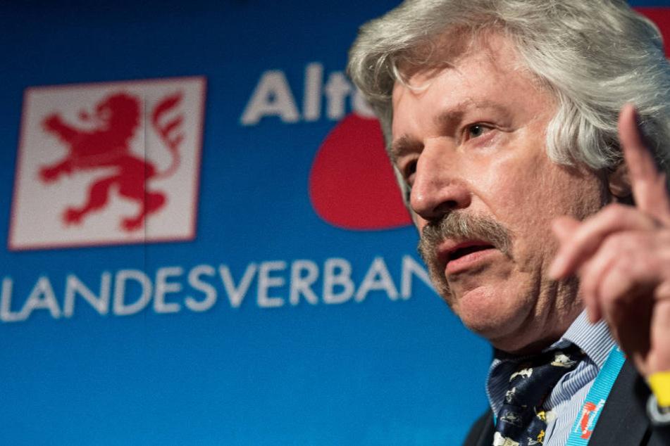 """Landtagswahl in Hessen: Die AfD will """"15 Prozent plus X"""" erreichen"""