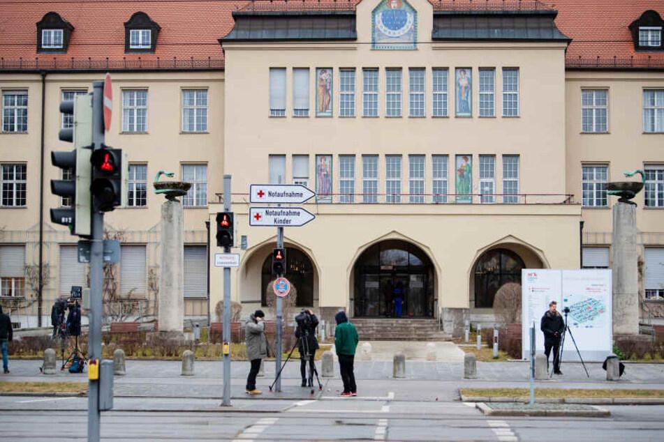 Coronavirus: Vier Betroffene noch immer in München in Quarantäne