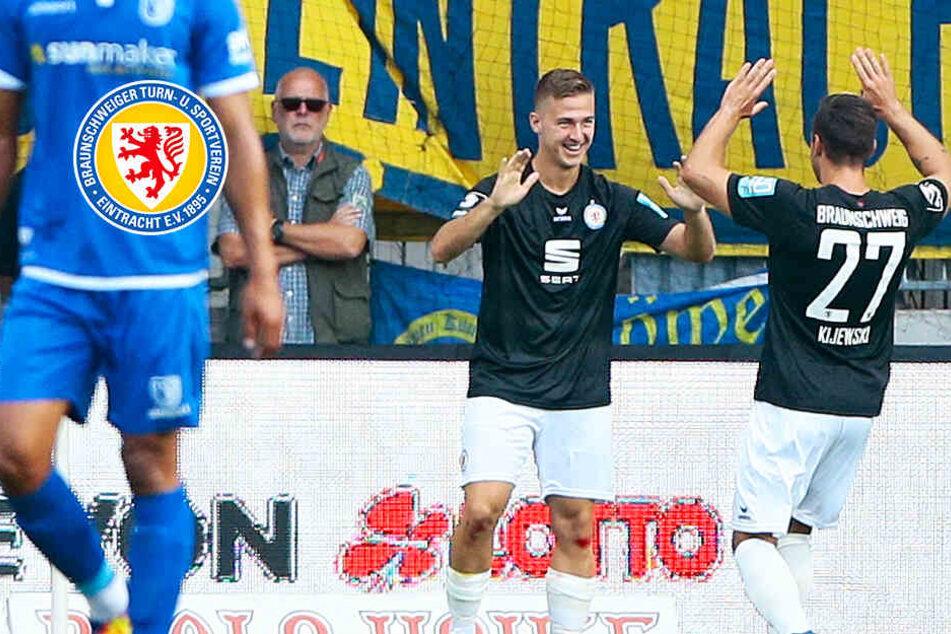 Klasse Start in die Saison: Darum steht Eintracht Braunschweig berechtigt an der Tabellenspitze