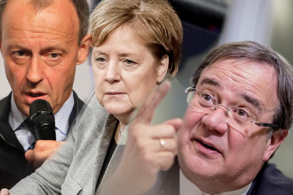 NRW-Chef Armin Laschet poltert gegen CDU und Merz