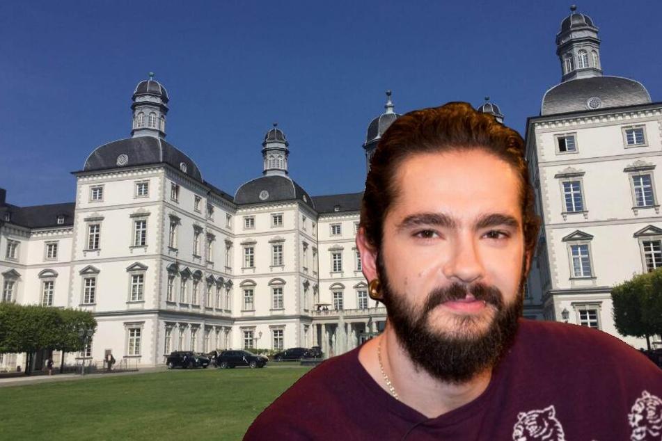 Tom Kaulitz im Schloss Bensberg gesichtet: Plant er hier etwa die Hochzeit mit Heidi Klum?