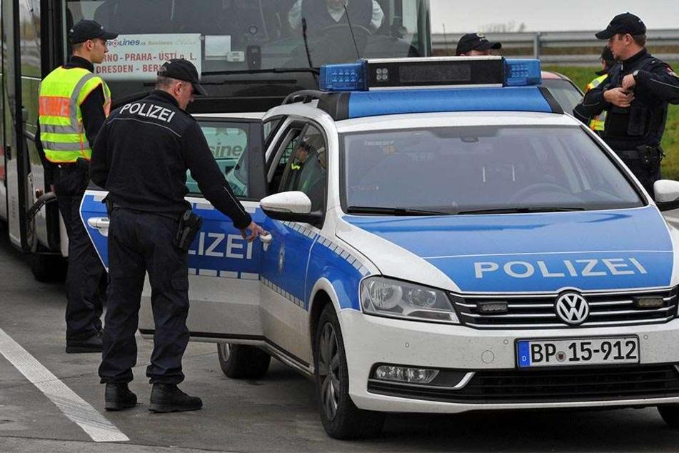 Die Bundespolizei hat vermehrt mit Einschleusungen und Urkundenfälschungen zu kämpfen.