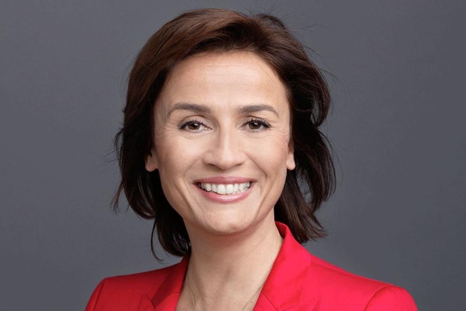 Sandra Maischberger (51).
