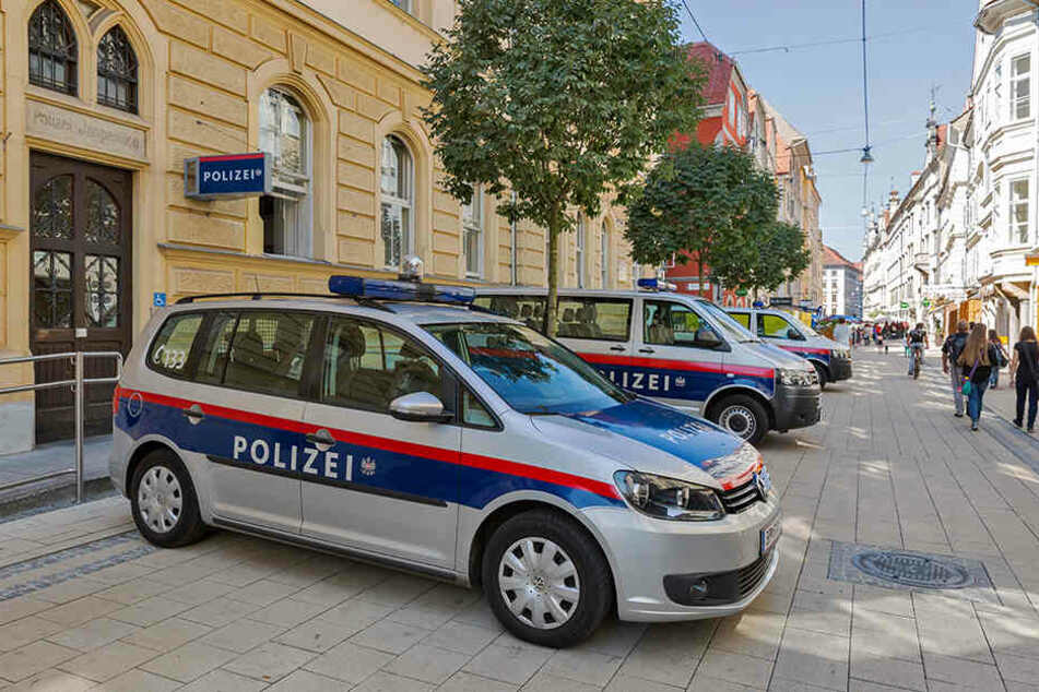 Die Polizei musste zu einem tierischen Einsatz. (Symbolbild)