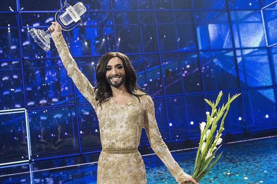 2014 gewann Conchita Wurst den Eurovision Song Contest in Dänemark - es war der erste Sieg für Österreich überhaupt.