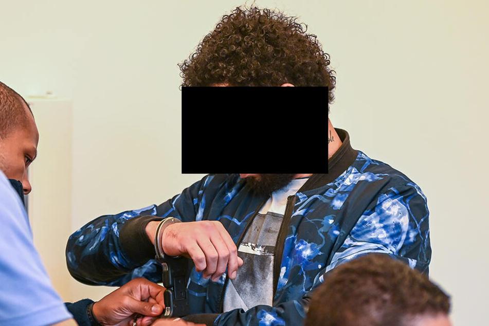 Mohamed J. (38) erklärte, der Tod seins Freundes sei ein Unfall gewesen.