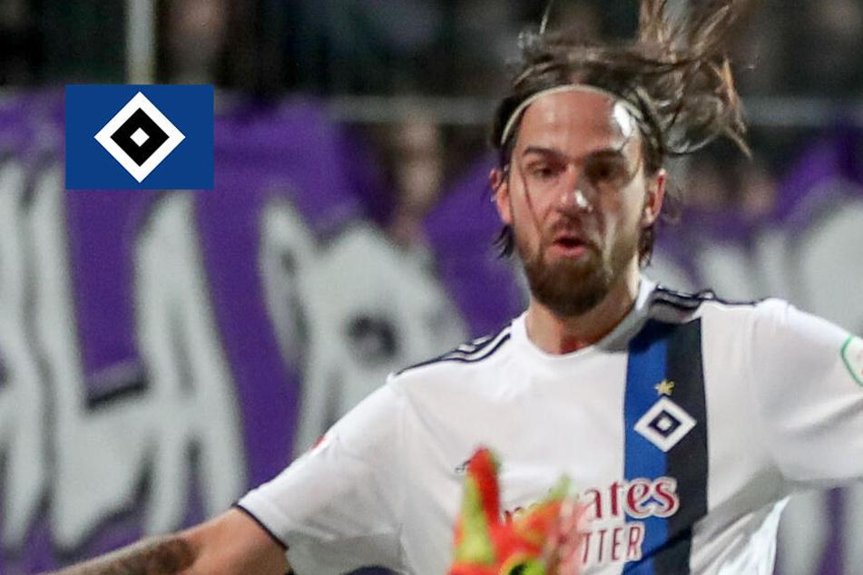 HSV: Angreifer Harnik kehrt vor richtungsweisendem Spiel zurück
