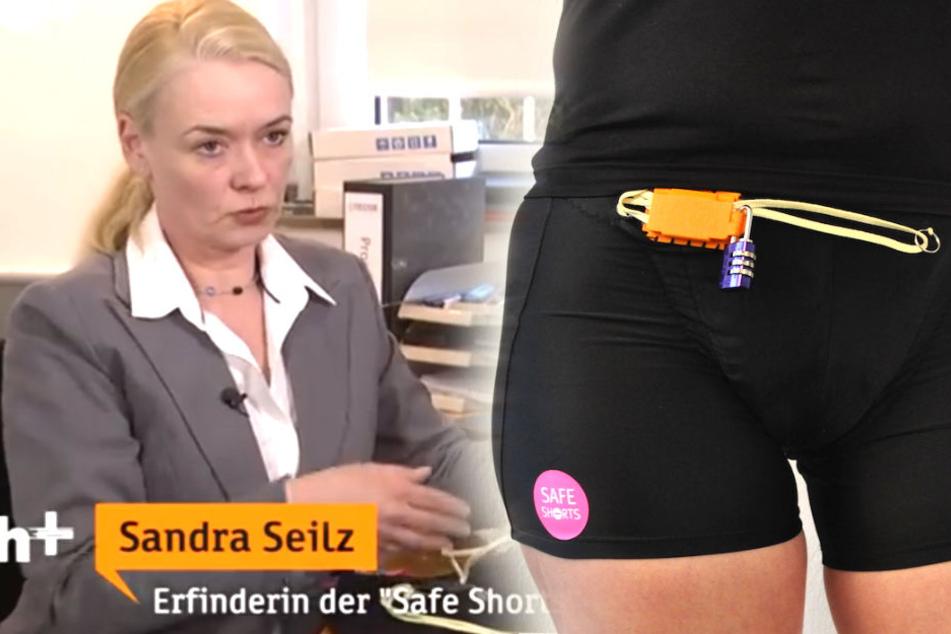"""""""Safe Shorts"""": Diese Frau hat eine Hose gegen Vergewaltigung erfunden"""