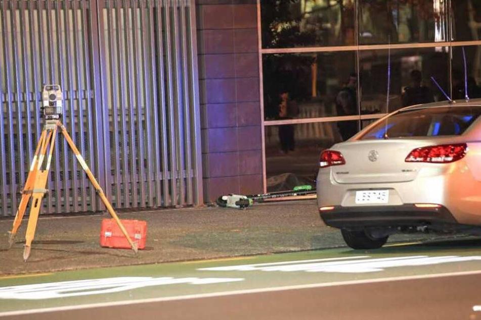 Der 56 Jahre alte Mann starb bei dem E-Scooter-Unfall.