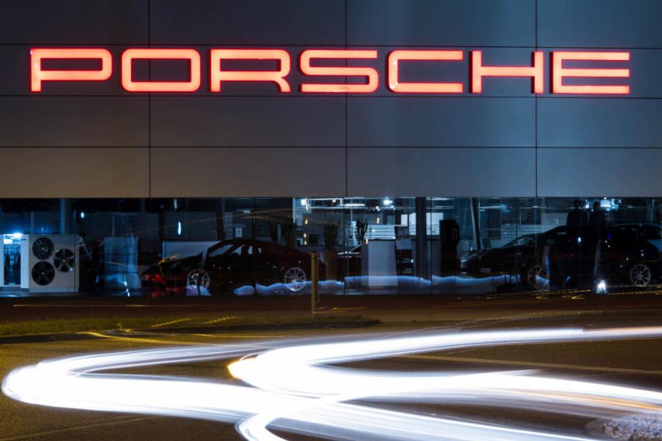 Polizei sahnt bei Dieselbußgeldern von Porsche und Bosch richtig ab