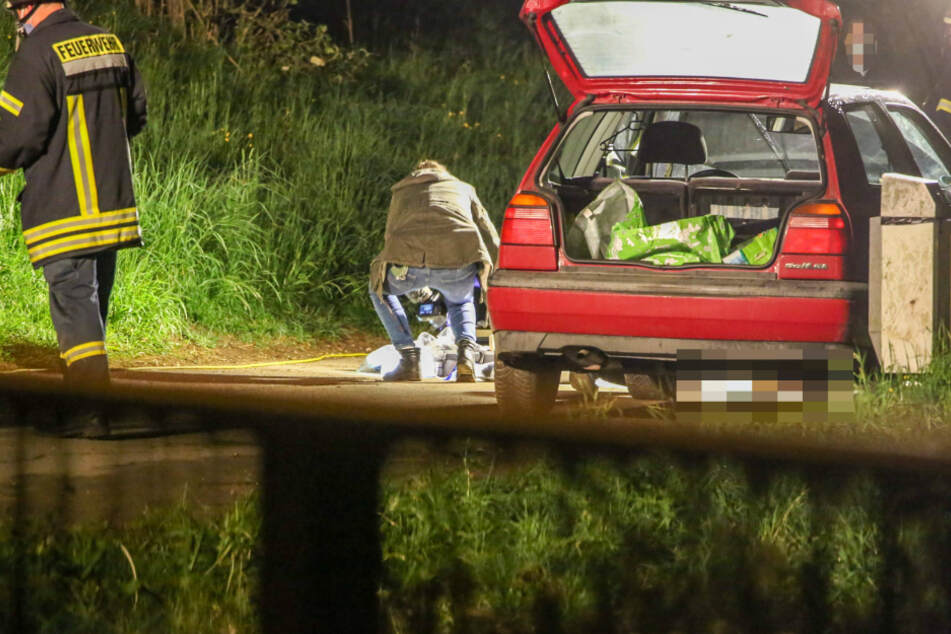 Nach Unfall: Mann (†19) von Auto überrollt