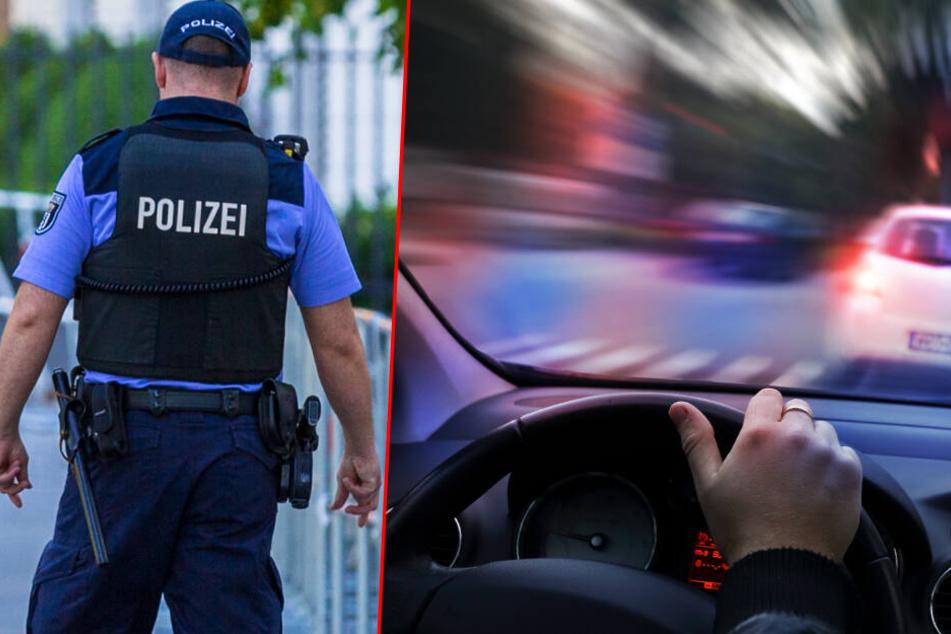 In Berlin wird im Schnitt jeden Tag ein neues Strafverfahren wegen gefährlicher Raserei oder illegaler Autorennen eingeleitet. (Symbolbilder/Bildmontage)