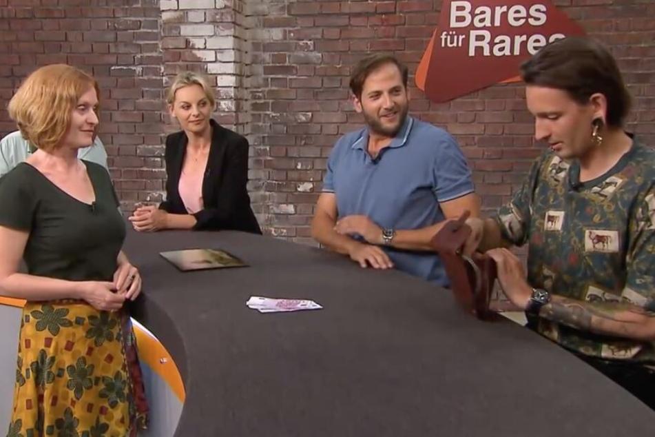 """Heftiges Bieter-Gefecht bei """"Bares für Rares"""""""