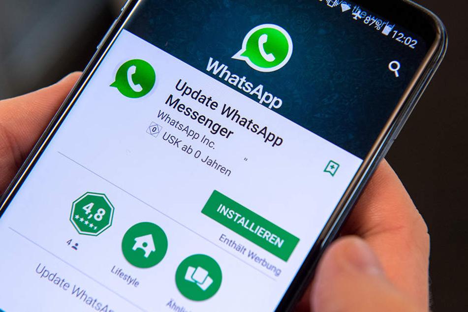 Ein Update auf die aktuellste WhatsApp-Version lohnt sich.