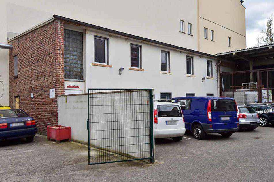Vom Campus in den Hinterhof: Die Studentenvereinigung musste in die Waisenstraße umziehen.