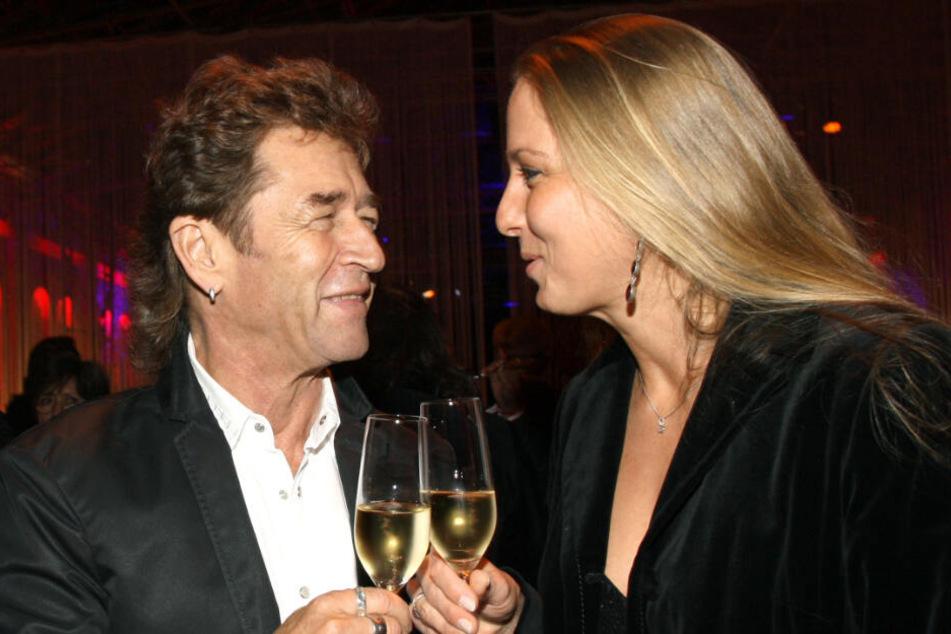 Peter Maffay und seine Frau Tania bei einer Veranstaltung in München im Jahr 2008.