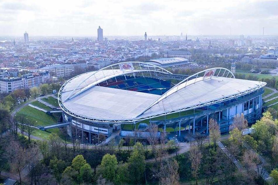 RB Leipzig will die Red Bull Arena perspektivisch auf 57.000 Plätze aufstocken.