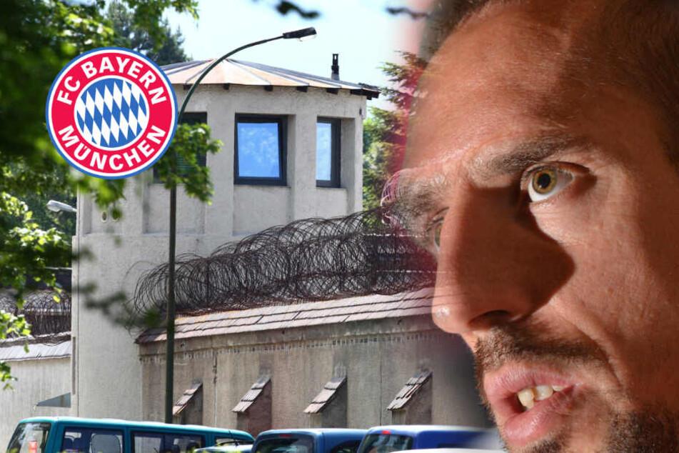Ribery über Zeit mit Robben und seinen Gefängnis-Besuch bei Hoeneß