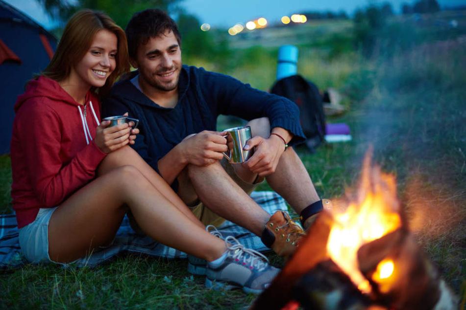 Urlaub auf dem Campingplatz ist weiterhin beliebt bei Urlaubern.