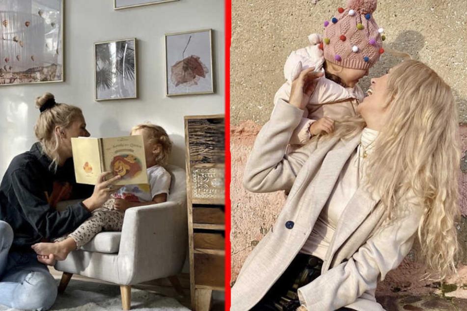 Familienbett und Langzeitstillen - Saras Lieblingsthemen stoßen nicht überall auf Verständnis.