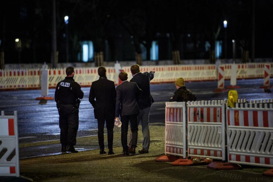 Politiker der AfD in Berlin bei Berlinale überfallen