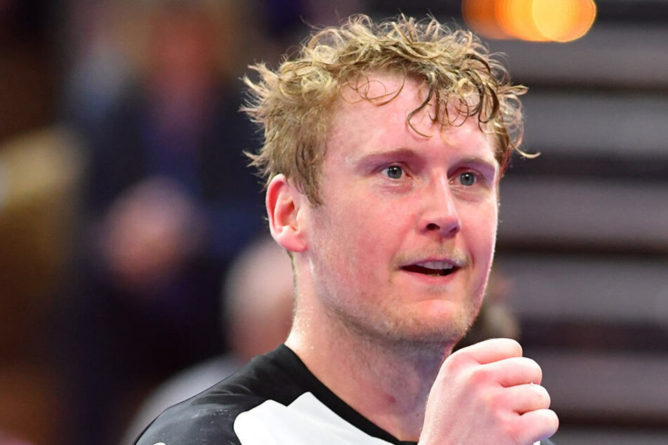 Henning Quade kann aufatmen: Die Verletzung ist nicht so schlimm, wie zunächst angenommen.