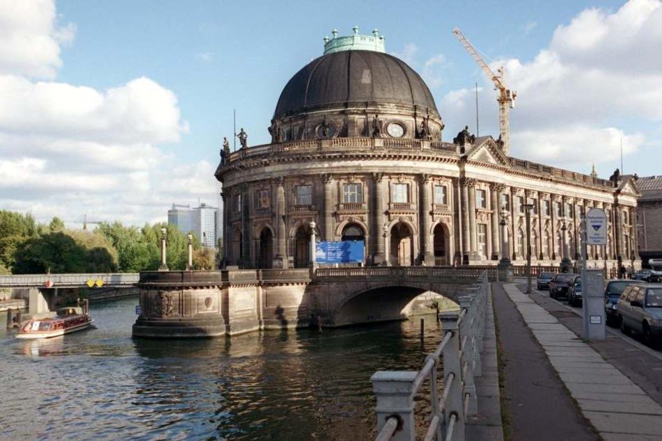 Auf der Berliner Museumsinsel gelang der spektakuläre Münzraub.