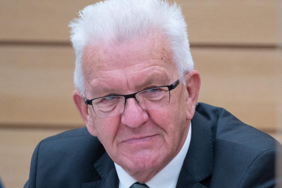 Der baden-württembergische Ministerpräsident Winfried Kretschmann (72) will nichts beschönigen.